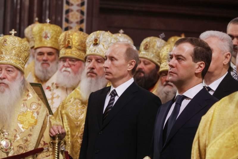 Экономика невозможна без морали.  Кураев, как один из самых талантливых проповедников в современной России...