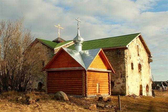 Николо-стороженский монастырь