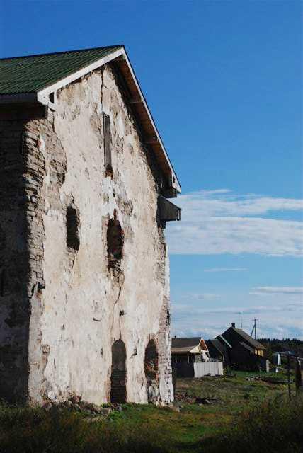Фасад Николо-Стороженского монастыря