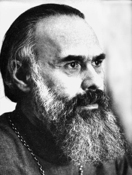 Митрополит Сурожский Антоний - фото, около 1970г.